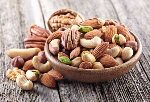 A nut is calorie dense but Does it really cause weight gain?
