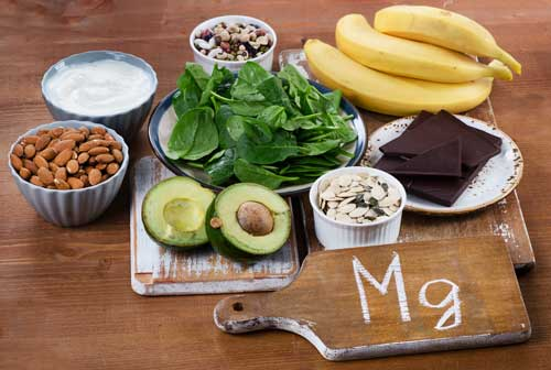 Sources of dietary magnesium