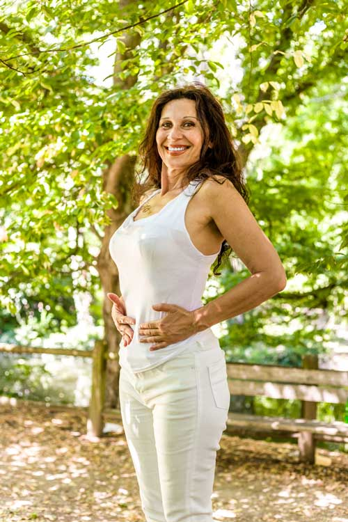 4 Tips for Taming Menopausal Belly Fat