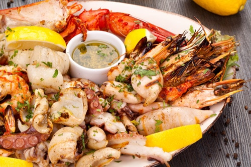 Seafood and fatty fish are high in protein but are they safe to eat?