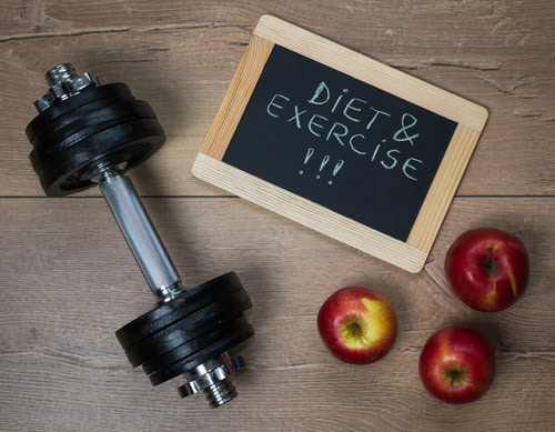 Diet vs. Exercise for visceral fat loss: What new research shows