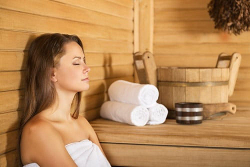 Can Sitting in a Sauna Help You Build Muscle?