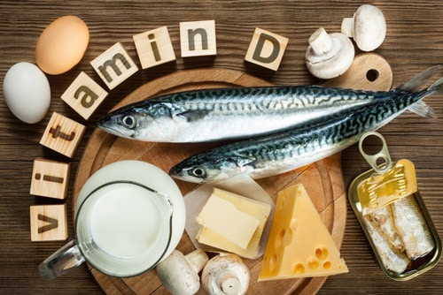 Can Vitamin D Improve Your Body Composition?
