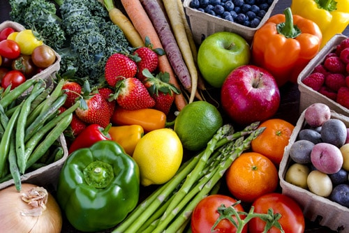 How Many Servings of Fruits and Vegetables SHOULD You Be Eating?
