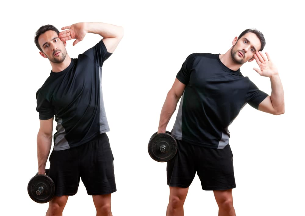 Can Certain Strength-Training Exercises increase the size of your waistline?