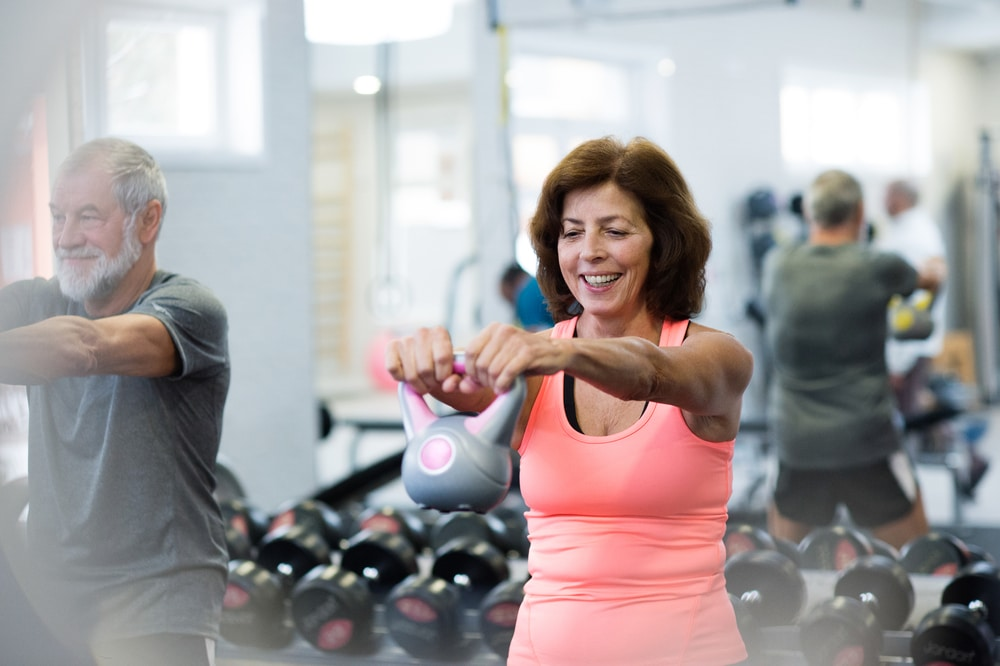 4 Components of Fitness that Are Vital for Healthy Aging