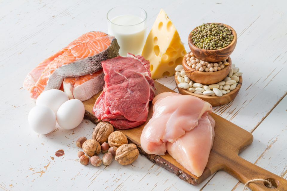 6 Common Myths & Facts about Protein That Too Few People Get Right