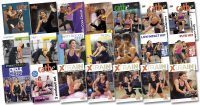 Cathe's Workout and Exercise Monthly Rotations