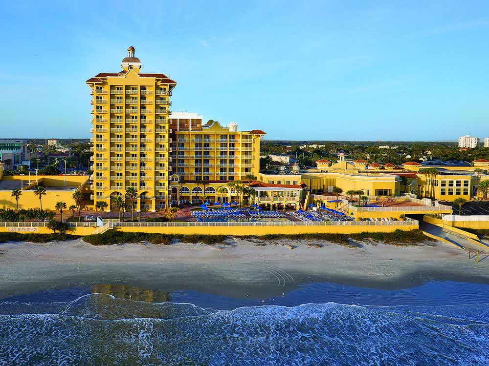 Image of the main event hotel for the 2017 Cathe Daytona Road Trip