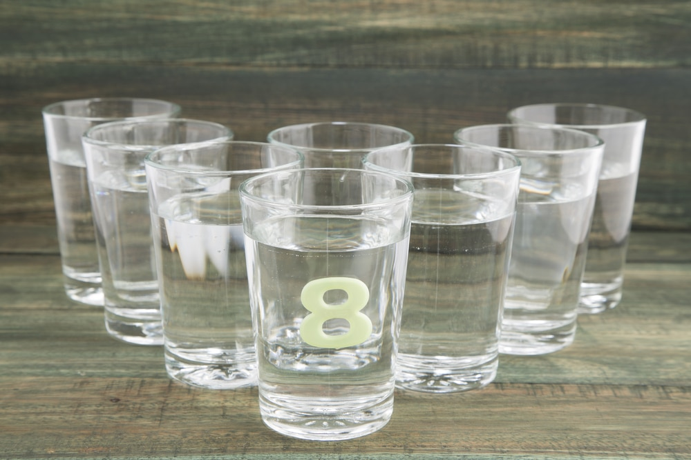 Do You Really Need to Drink 8 Glasses of Water Daily?