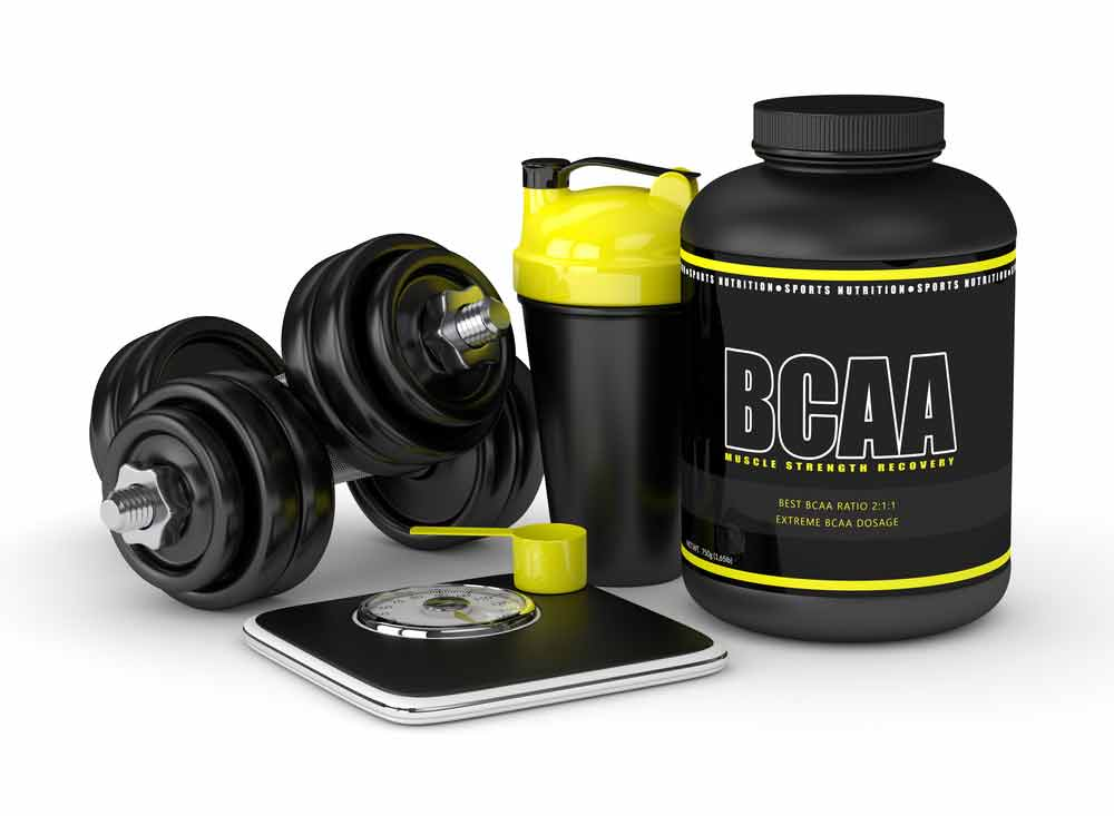 branched-chain amino acid supplements