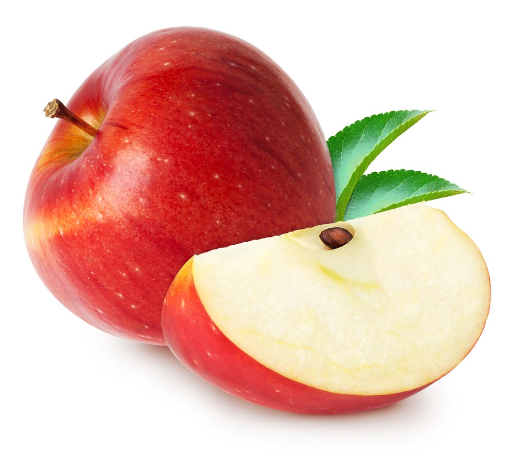 Can apples help you build muscle