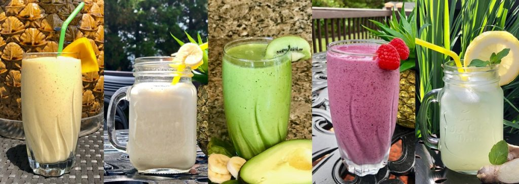 Get My FREE Summertime Smoothie Recipes eBook