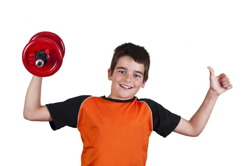 Kids strength training myths that many people believe