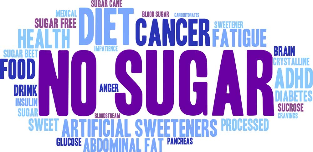 can a diet high in sugar increase your risk of cancer