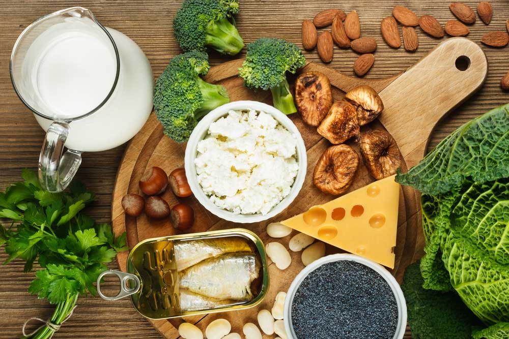 Calcium absorption from foods can vary significantly