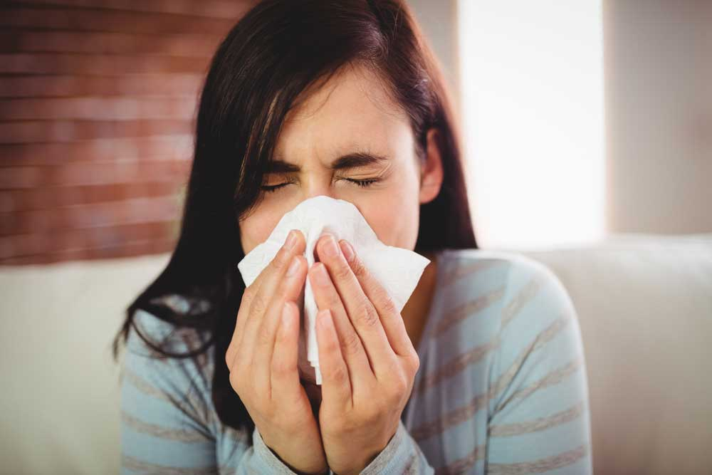 Can being fit help prevent the common cold?