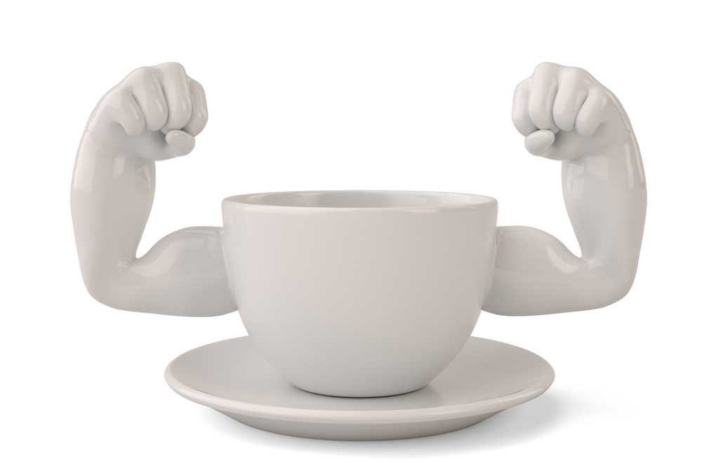 Can coffee improve your strength training workout?