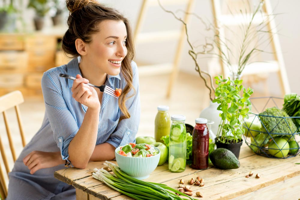 Could eating leafy greens boost your performance when you exercise?