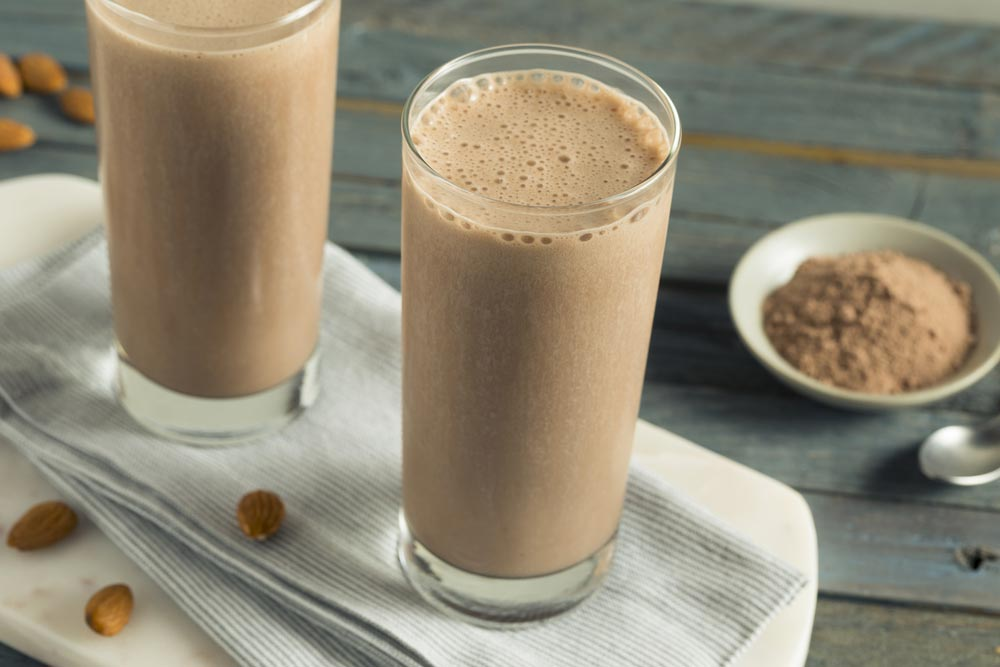 Do protein shakes cause weight gain?