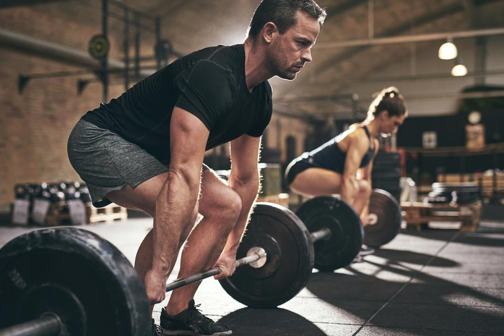 If you have back pain can you do a deadlift?