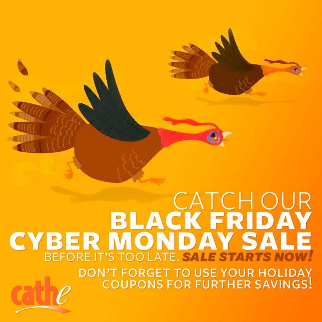 2018 Cathe Black Friday Deals