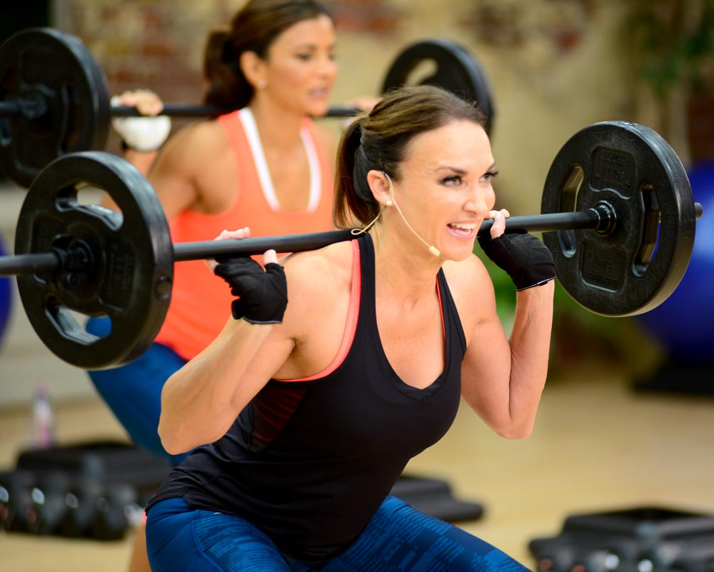 Can weight training help your immune system.
