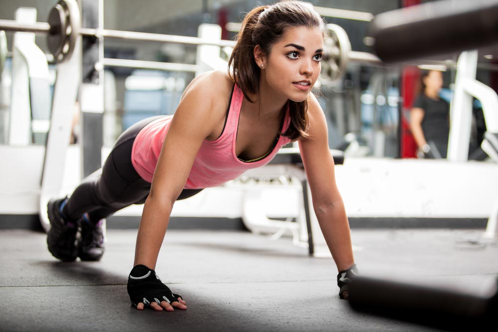 Are you making these mistakes when doing push-ups?