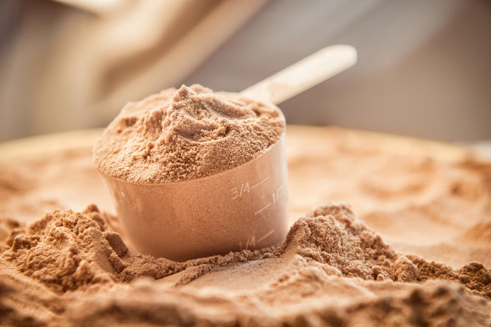 Are the ingredients in protein powder safe?