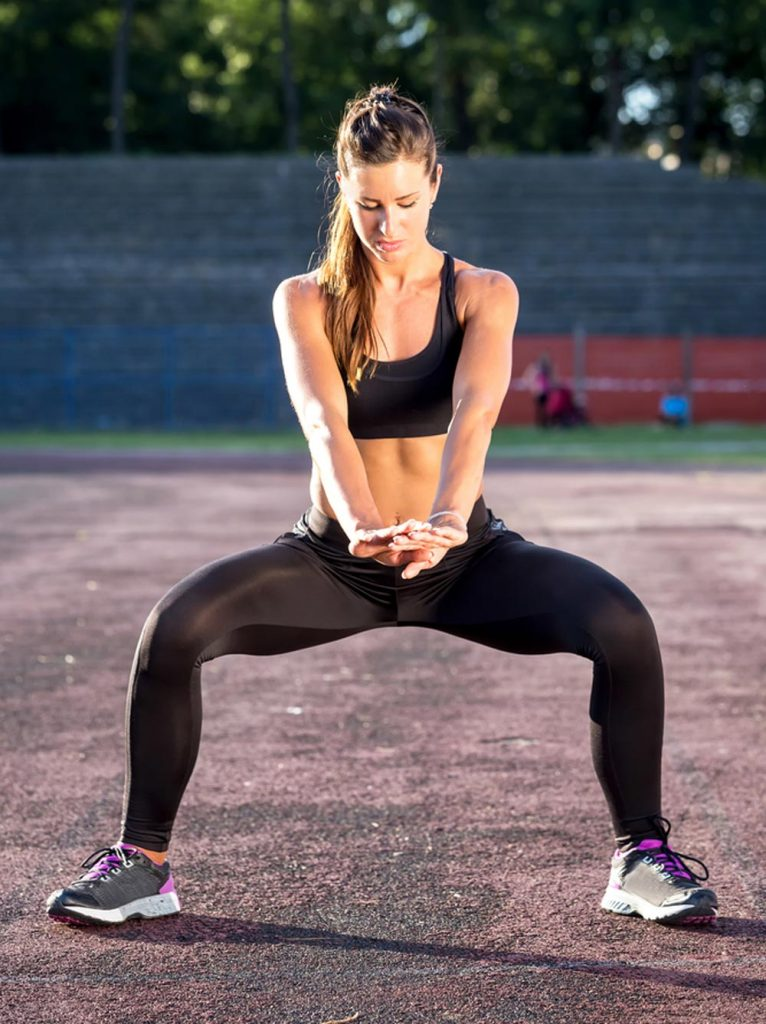 Which squats are best for your inner thighs