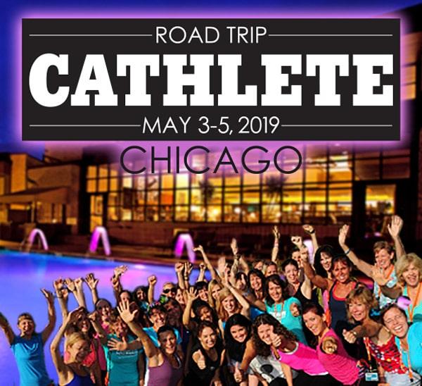 Cathlete 2019 Chicago Road Trip