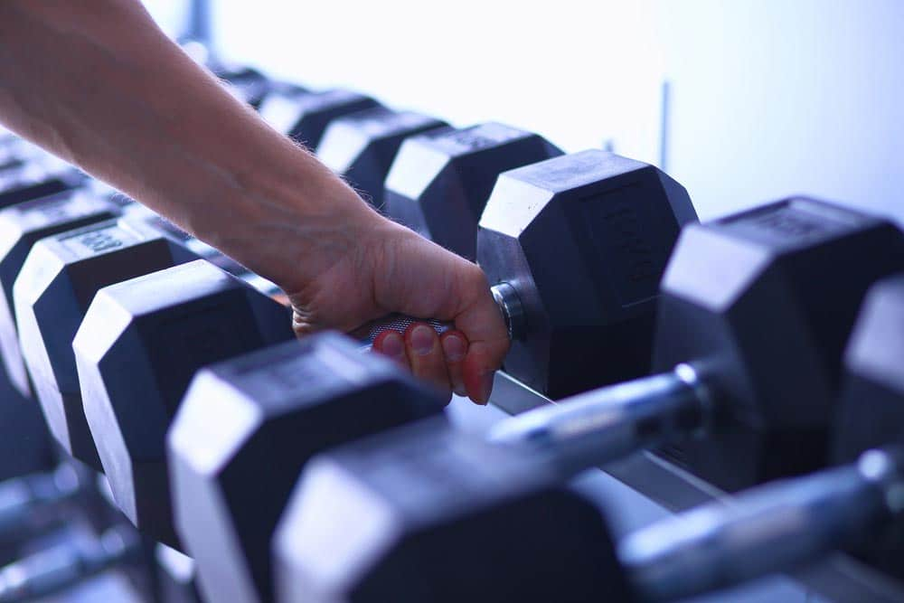 Can you lift lighter weights and use blood flow restricted training to get hypertrophy benefits?