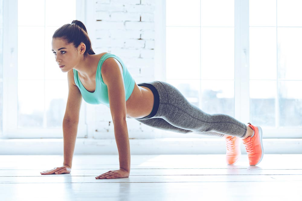 Can planks give you six-pack abs?