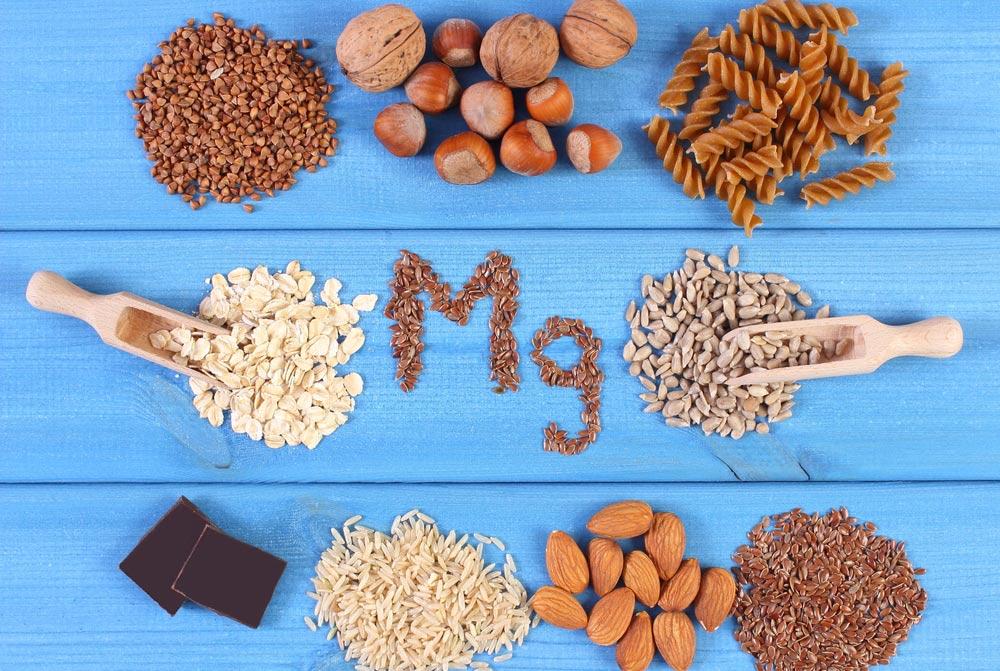 magnesium deficient