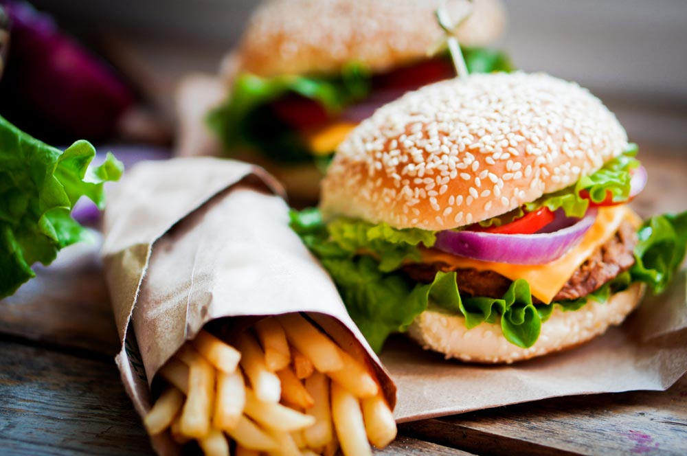 fast food and inflammation