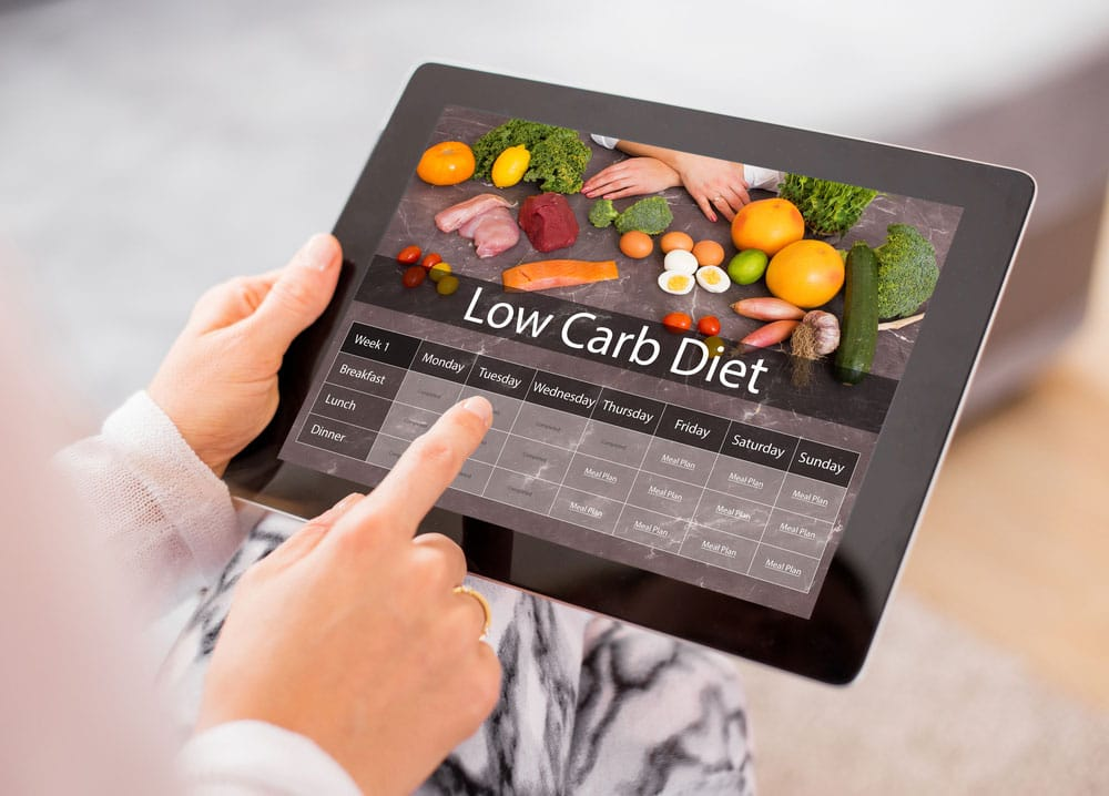 carbohydrates and low carb diets