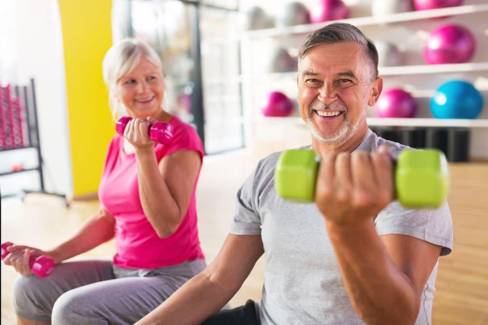 Strength training and longevity