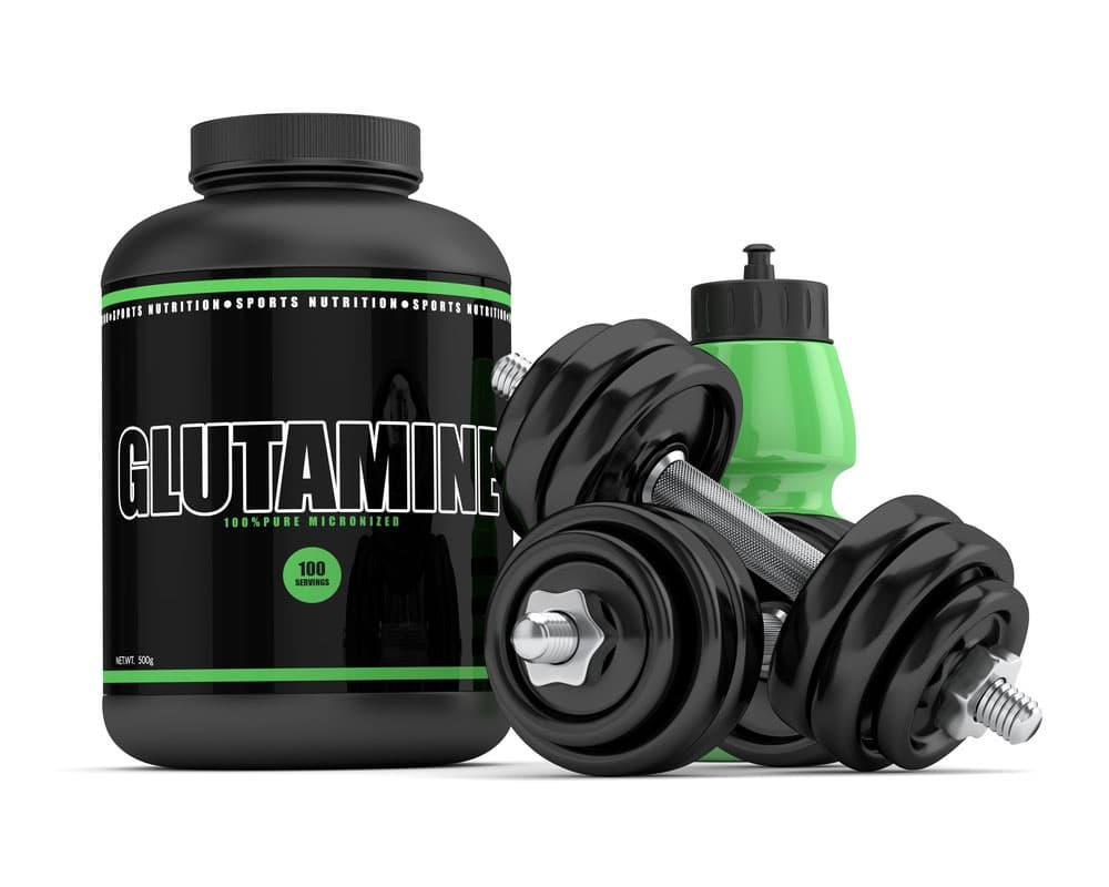 Supplementing with glutamine