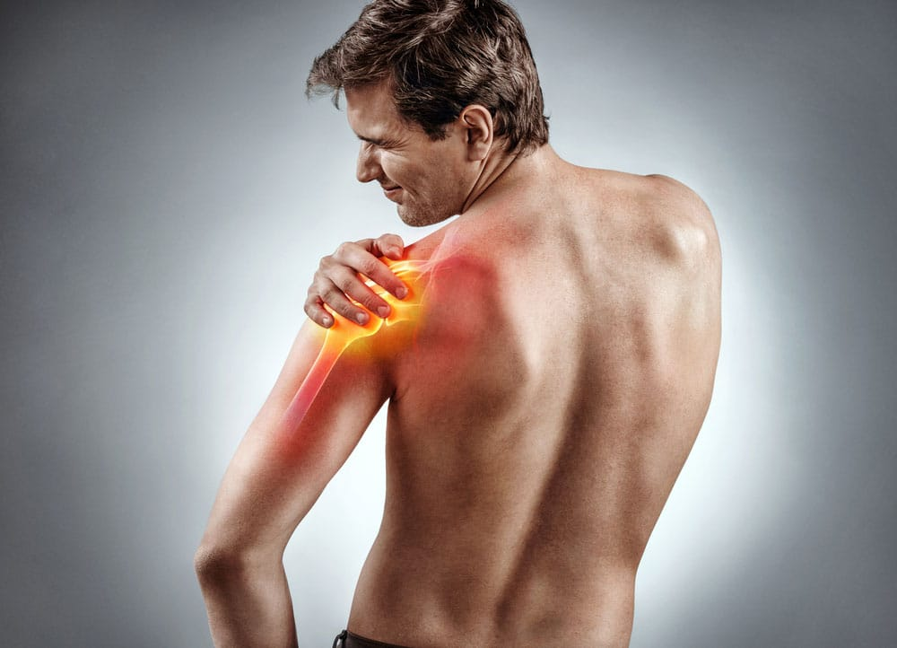 Shoulder pain and rotator cuff injury