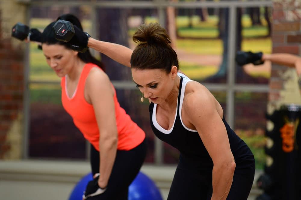 Strength training and sleep