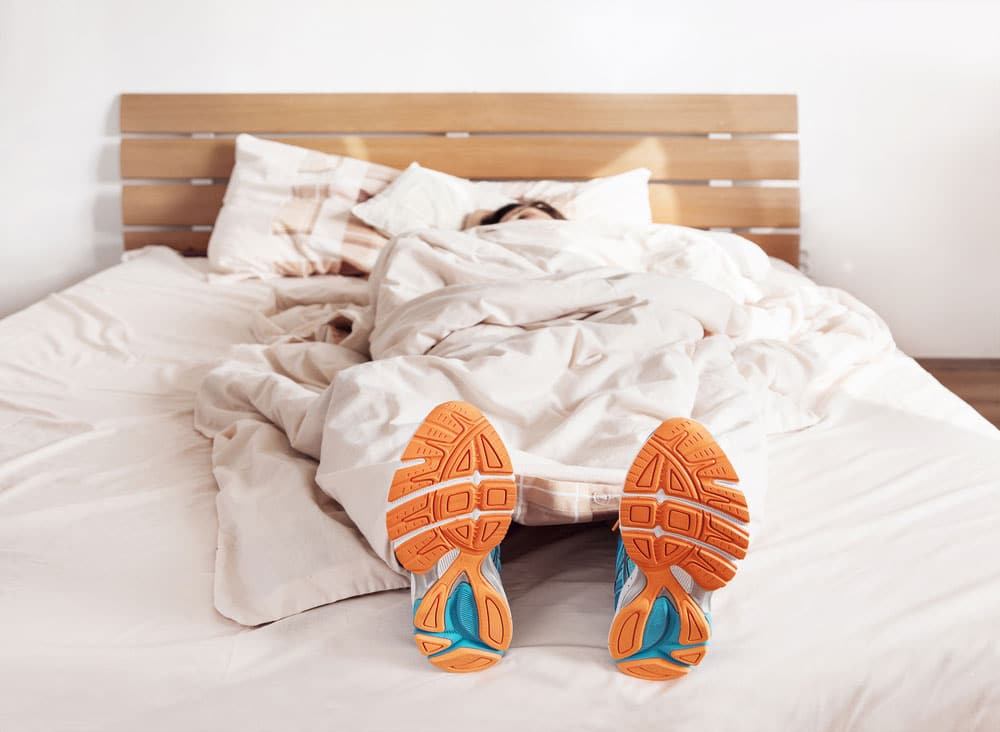 exercise and sleep quality