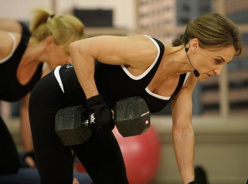 Cathe Friedrich's STS Workout Program