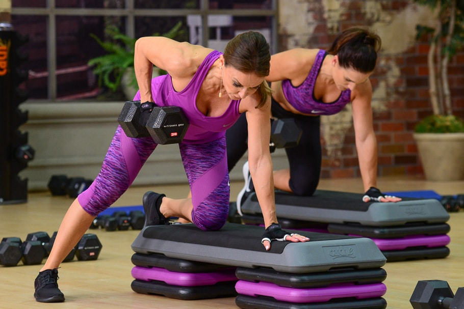 Cathe Friedrich's Strong & Sweaty Series