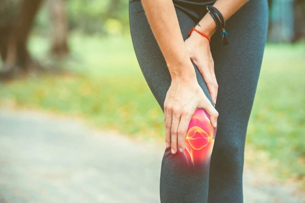Knee pain and arthritis