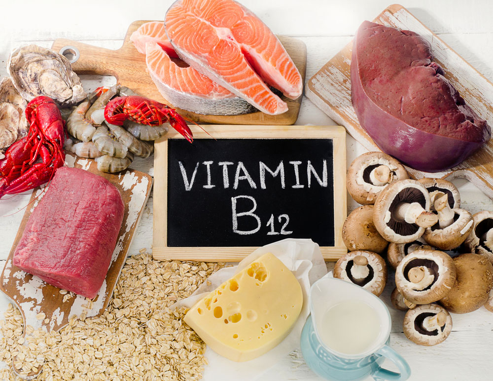 Brain health and plant-based diet nutrients