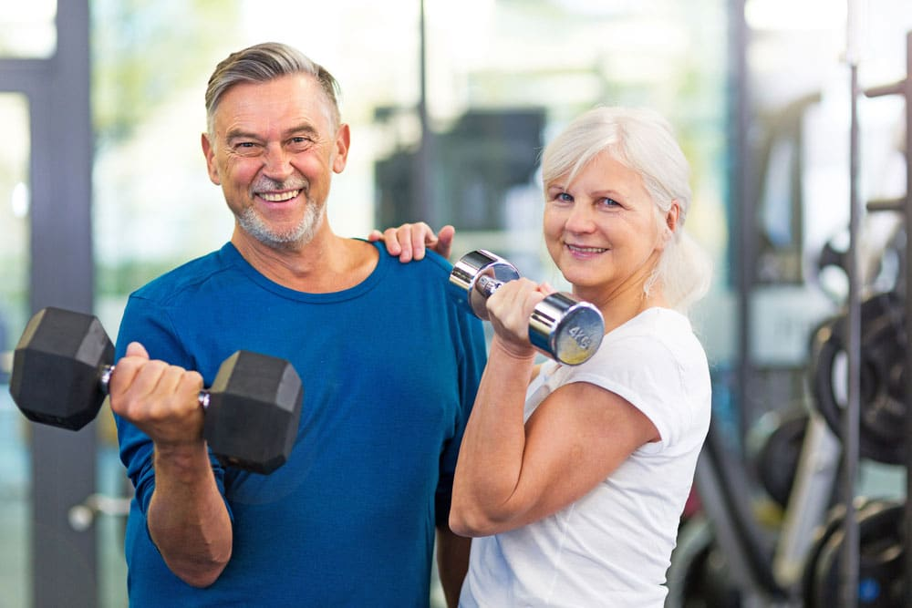 Muscle quality is important as you age