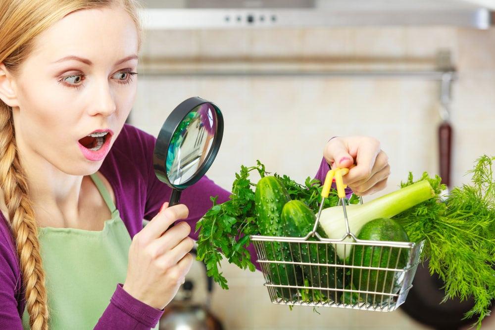 Pesticides in Foods