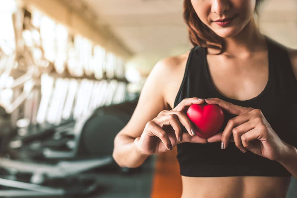 Heart Health and muscle endurance and strength training