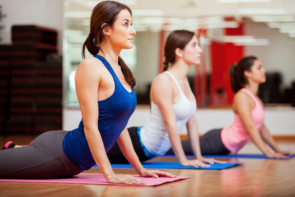 yoga and bone loss