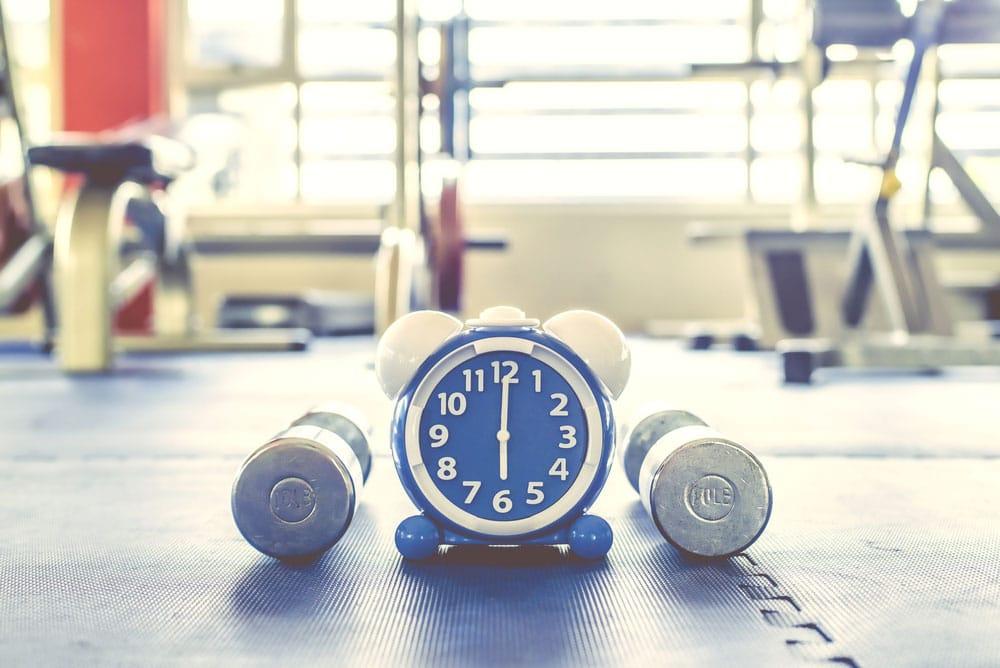 Exercise Before Breakfast